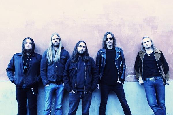 Mikael Åkerfeldt of Opeth