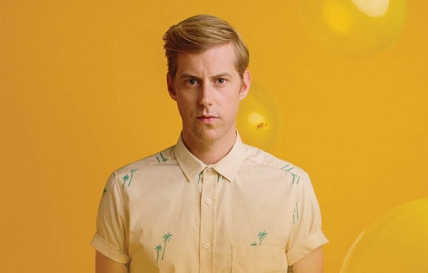 "ANDREW MCMAHON announces ""IN THE WILDERNESS"" Australian Tour"
