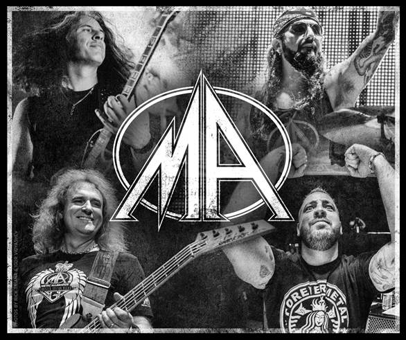 METAL ALLEGIANCE – signs with Nuclear Blast Entertainment; debut album from musical collective slated for release this year!