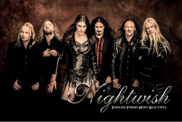 NIGHTWISH Announce National Tour for January 2016