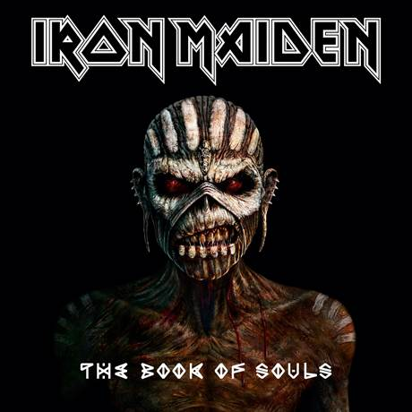 IRON MAIDEN announces new studio album