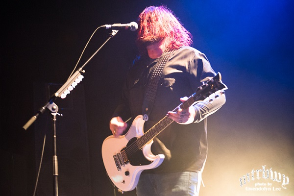 Seether – The Metro Theatre, Sydney – July 3, 2015