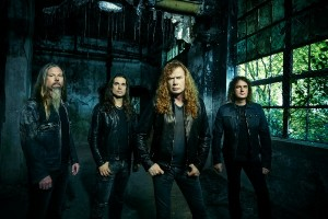 Megadeth Return To Australia With Children of Bodom This October