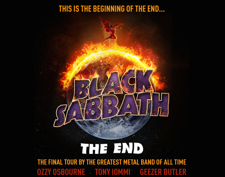 BLACK SABBATH – The End – The Final Tour…