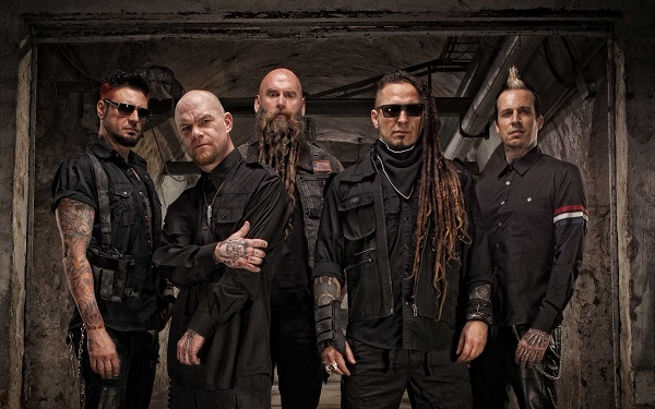 FIVE FINGER DEATH PUNCH Cancel Australian Appearances