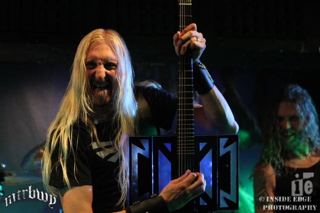 Hammerfall – Hidden Agenda Live House, Hong Kong – October 15, 2015