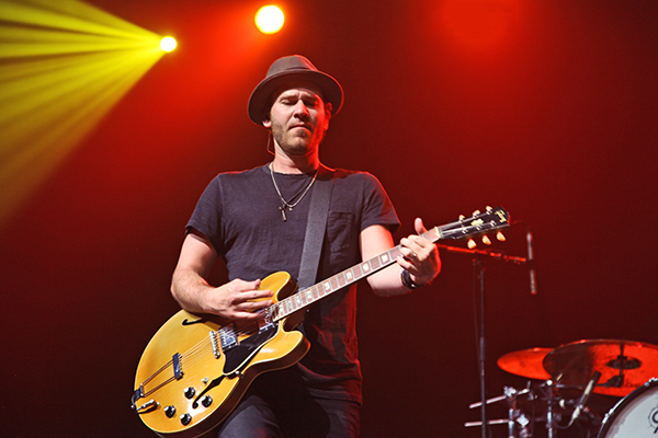 Lifehouse – The Big Top, Sydney – October 16, 2015