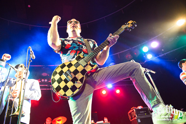 Reel Big Fish / Less Than Jake – Max Watts, Sydney – October 2, 2015