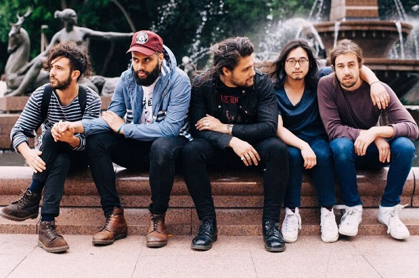 GANG OF YOUTHS National Tour in 2016
