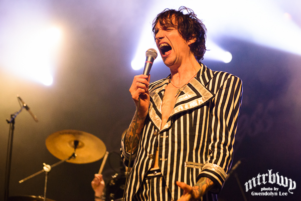 The Darkness – The Enmore Theatre, Sydney – November 13, 2015