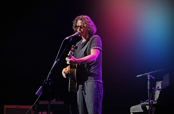 Chris Cornell – Sydney Opera House – December 11, 2015