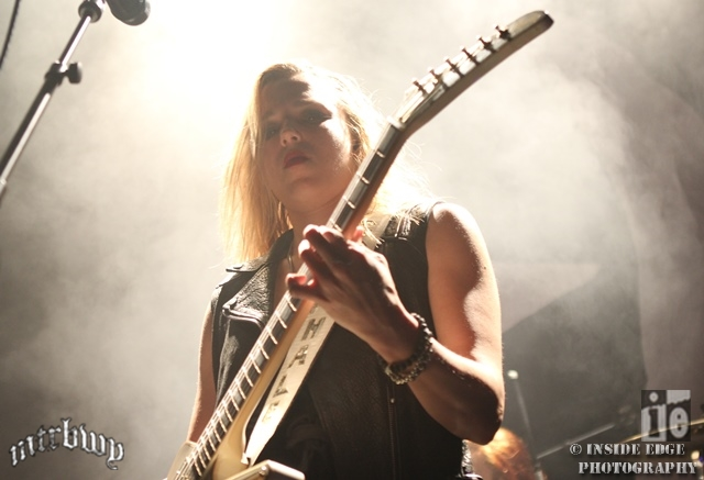 Halestorm – Manning Bar, Sydney – December 13, 2015