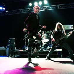 Buckcherry – The Metro Theatre, Sydney – March 18, 2016