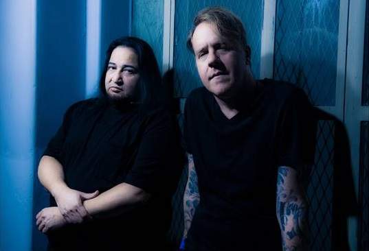 Burton C Bell of Fear Factory