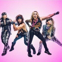 STEEL PANTHER coming to check out Down Under in June 2016!