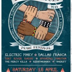 Wallapalooza Festival Tour Returns To Melbourne On April 16