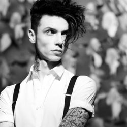 ANDY BLACK (Black Veil Brides) ANNOUNCES AUSTRALIAN SOLO TOUR!