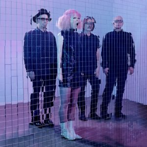 GARBAGE release music video for 'Empty' + new album 'Strange Little Birds' out 10 June
