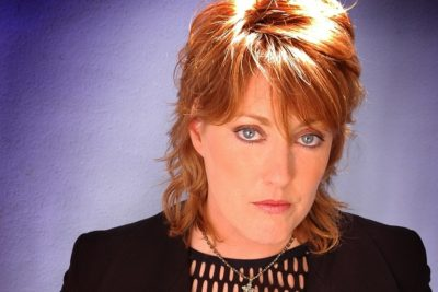 Katrina Leskanich of Katrina and The Waves