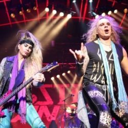 Steel Panther / Black Stone Cherry – Big Top, Luna Park, Sydney -June 17, 2016