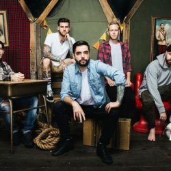 A DAY TO REMEMBER Australian tour announced, with special guests OF MICE & MEN