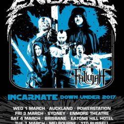 KILLSWITCH ENGAGE with special guests Fallujah announce Australian and New Zealand Tour