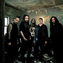 KORN announce the release of their 12th studio album 'The Serenity of Suffering' out October 21