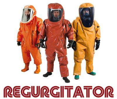REGURGITATOR Human Distribution tour 2016