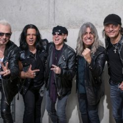 SCORPIONS – 50th Anniversary World Tour – FOR THE FIRST TIME EVER IN AUSTRALIA! ONE SHOW ONLY