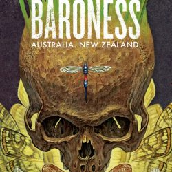 BARONESS Return to Australia for National Tour in December