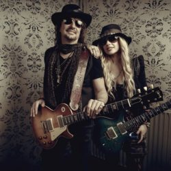 RSO – Richie Sambora & Orianthi (Video Interview)