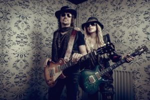 RSO: RICHIE SAMBORA + ORIANTHI set to rock Australia with National tour September 2016