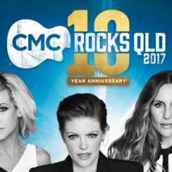 DIXIE CHICKS TO HEADLINE CMC ROCKS QLD 2017