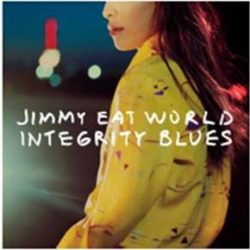 JIMMY EAT WORLD confirm track list & album artwork for 'Integrity Blues'