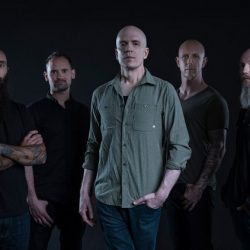 DEVIN TOWNSEND PROJECT announce Australia/New Zealand Tour May 2017