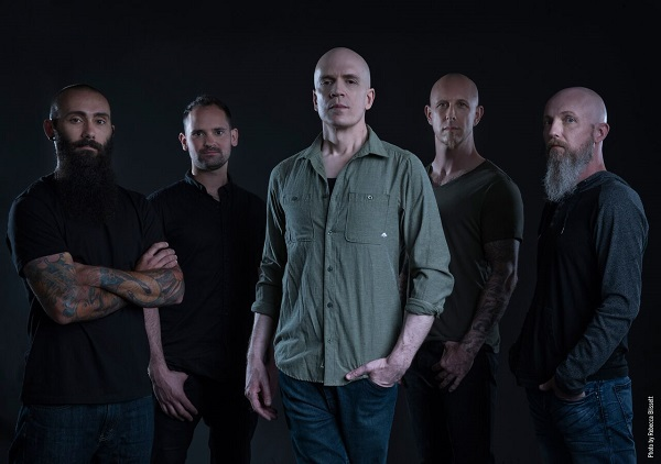 Devin Townsend of Devin Townsend Project