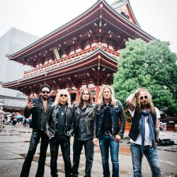 THE DEAD DAISIES step up to support the USO's