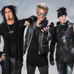 SIXX:A.M. to release fifth studio album 'Vol. 2 Prayers For The Blessed' out November 18