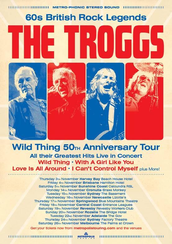 troggs-tour-poster