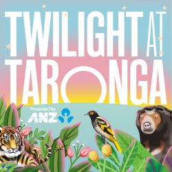 Twilight at Taronga presented by ANZ and Melbourne Zoo Twilights 2017 lineup announcement