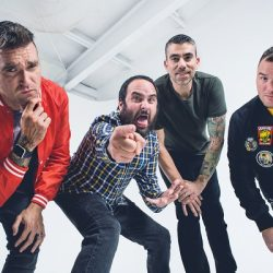 NEW FOUND GLORY- Australian Anniversary Tour