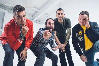 NEW FOUND GLORY- Australian Anniversary Tour