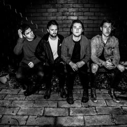RESIDUAL announce new single 'Haunt' and Melbourne show with Slowcoaching and Backyard