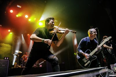 Yellowcard – The Enmore Theatre, Sydney – February 17, 2017