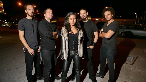 Jessica Pimentel of Alekhine's Gun (Video Interview)