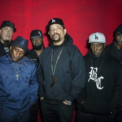 ICE-T'S BODY COUNT 'Bloodlust' is out today!! Confirmed return to Australia