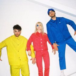 PARAMORE announce new album 'After Laughter' out May 12 featuring new single 'Hard Times' out now!