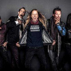 FOZZY release music video for 'Judas'