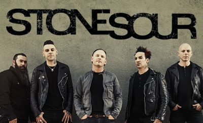 STONE SOUR – 2nd Brisbane Show Added