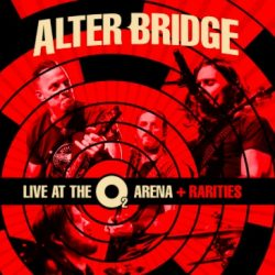 ALTER BRIDGE: Set To Release Live at the O2 Arena + Rarities Worldwide On September 8
